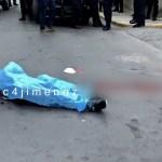 Muere en enfrentamiento con agentes de la fiscalía.