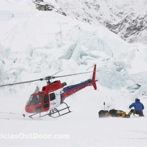 Rescate en Everest Expedición Argentina-Everest 2010