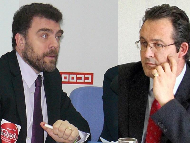 Rafael Gómez Monoya vs. Jesús Gómez