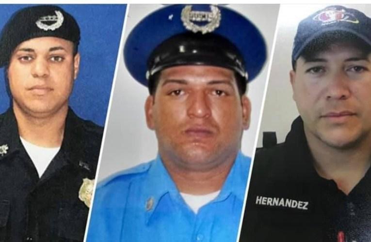Exequias funebres de Policías municipales asesinados comenzarán mañana