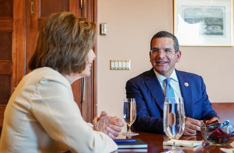 Pierluisi sostuvo cargada agenda en la Capital Federal para abogar por trato igual en programa de Medicaid e impulsar la Estadidad