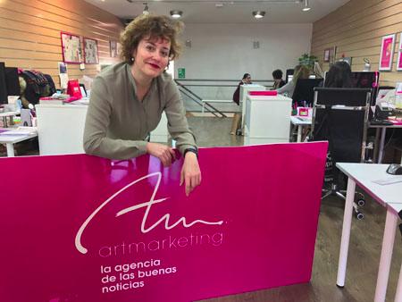 """Beatriz de Andrés: Su empresa se basa en la dignidad humana y la felicidad"""""""