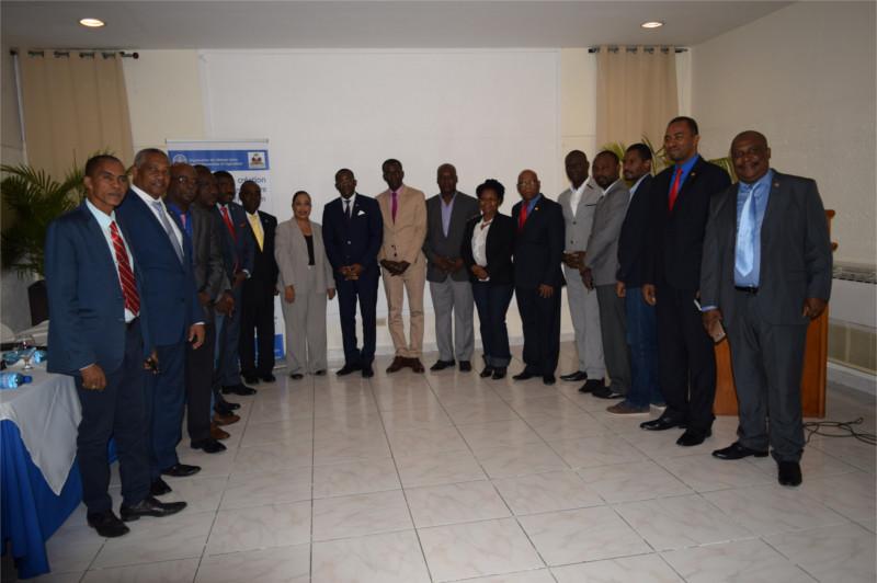 Haití crea su Frente Parlamentario contra el Hambre