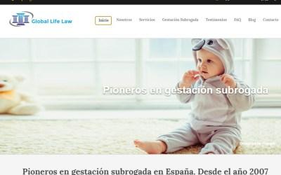 Global Life Law Pioneros en gestación subrogada en España
