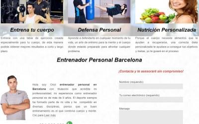 Perder peso con ejercicios combinados con el sistema fitfight