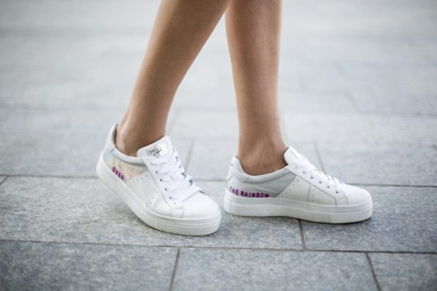 Sneakers Stau X The Blonde Salad