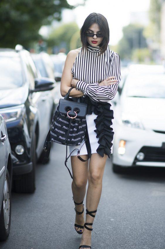 Street Style: 24 de septiembre - Milan Fashion Week Primavera / Verano 2018