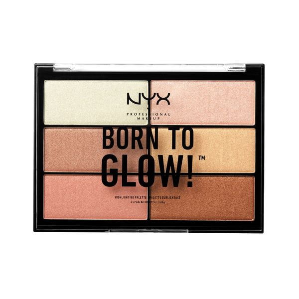 Nyx Born to Glow Highlighting (nyxcosmetics.com - 24.90 €)