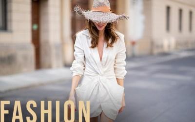 Tendencias: ¡el sombrero de paja es lo último imprescindible para el verano de 2018!