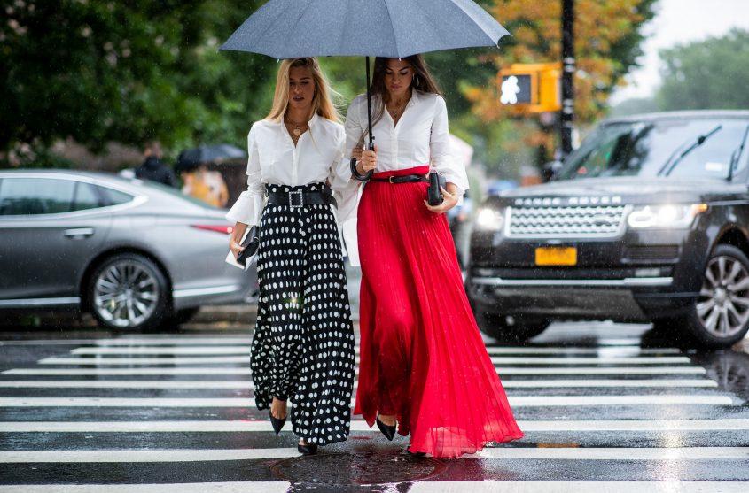 Street Style - Semana de la Moda de Nueva York Septiembre de 2018 - Día 6