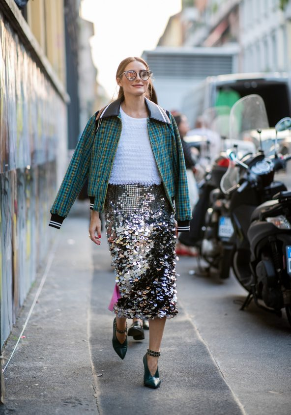 Street Style: 19 de septiembre - Semana de la moda de Milán Primavera / Verano 2019