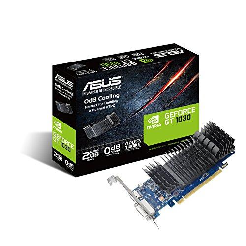 ASUS GT1030-SL-2G-BRK GeForce GT 1030 2GB GDDR5 – Tarje…