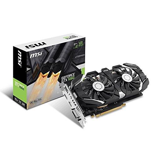 MSI GeForce GTX 1060 6GT OCV1 GeForce GTX 1060 6GB GDDR…
