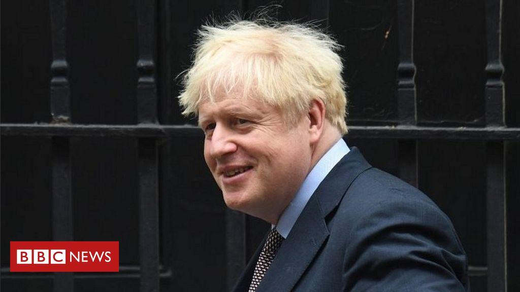 Brexit: apóyeme en el proyecto de ley, dice Johnson a los parlamentarios conservadores