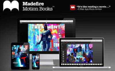 La startup de cómics digitales Madefire está cerrando