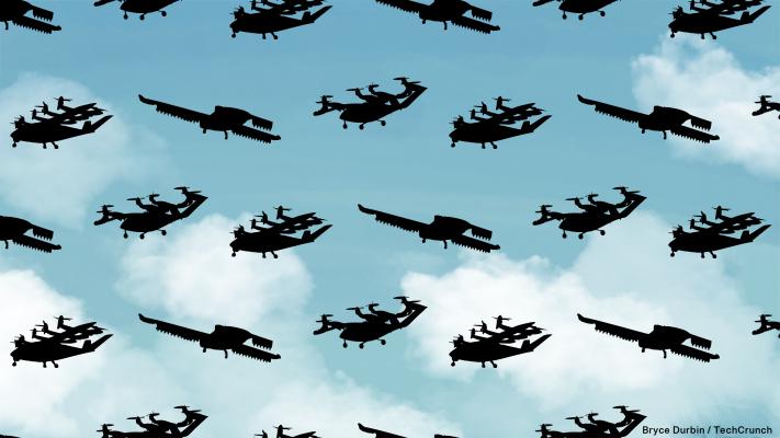 El mercado de los taxis aéreos se prepara para emprender el vuelo