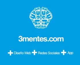 Diseño y desarrollo de páginas web y aplicaciones moviles @3mentes