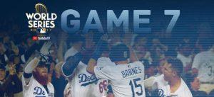 Dodgers favorecidos para ganar el Juego 7 de la Serie Mundial