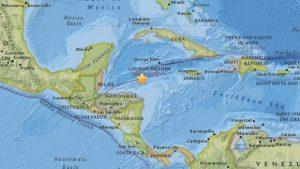 Video: Alerta de #tsumami tras un fuerte terremoto de 7.8 en el Caribe