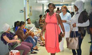 2,893 partos a haitianas se realizaron en el Hospital Estrella Ureña de Santiago