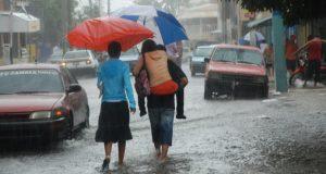 Se espera más lluvias para hoy miercoles