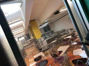 Explosión en Universidad Dominicana, más de 15 estudiantes heridos y con quemaduras.