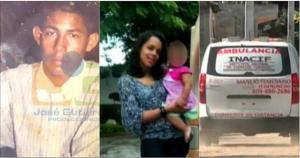 Hombre mata su esposa de varias estocadas, hiere niña y se ahorca
