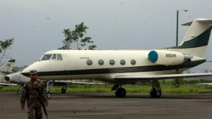 Prisión contra extranjeros intentaron sustraer avioneta