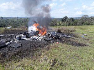 Mueren dos incluyendo empresario de las telecomunicaciones al caer helicóptero en Puerto Plata