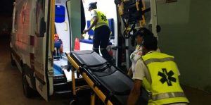 Mujer da a luz en ambulancia del 911 en Bayaguana