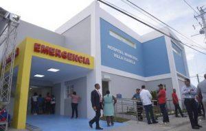 Pesidente Medina entrega Hospital Municipal Villa Isabela en Puerto Plata; suman 39 centros de salud entregados en todo el país
