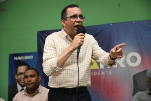 Andrés Navarro afirma que ser el relevo confiable no se trata de una cara nueva, sino de presentar propuestas basadas en causas sociales