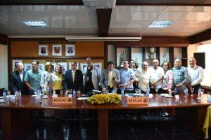 Águilas reeligen al doctor Adriano Valdez Russo como presidente