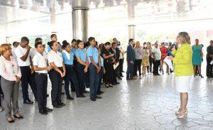 Ministerio de Salud celebra fiesta de ¨La Semana del Bienestar¨ iniciativa regional propuesta por la OPS/OMS y el COMISCA