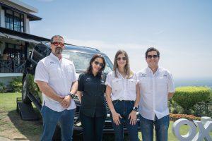 Infiniti celebra el primer Test Drive Experience