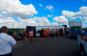 Últimas informaciones sobre el accidente de los turistas rusos/ Последняя информация о происшествии российских туристов