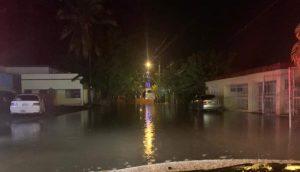 Lluvias causan inundaciones en la provincia de Puerto Plata tras desbordarse ríos y cañadas