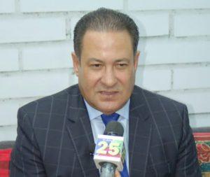 Miguel Gutiérrez llama a la población a permanecer en sus hogares para contribuir a la erradicación del Covid-19