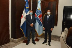Presidente FEDOMU visita Ministro de Educación; tratan acuerdos y deuda con ayuntamientos
