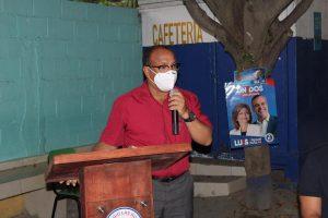 El vocero del equipo agropecuario de Luis Abinader dice productores realizan manifiesto de rechazo al PLD