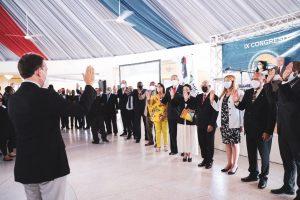 Ministro Bisonó reafirma compromiso con sectores productivos para reactivar la economía