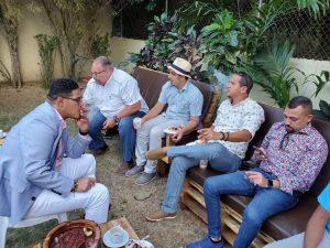 Celebran lanzamiento línea René Cigars en la Zona Norte