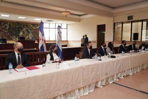 Empresarios y actores judiciales de la región norte valoran acciones del Poder Judicial