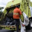 Suspenderán recolección de basura por fiestas de fin de año