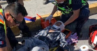 Nonagenario grave tras ser atropellado por vehículo fantasma