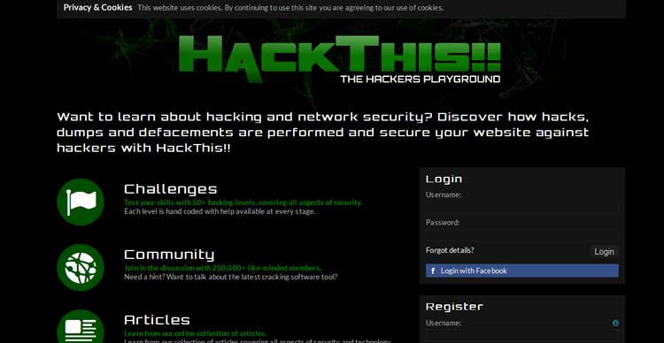 hackthis