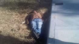 Hallan muerto a hombre, tenia huellas de violencia