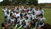 Equipo de Futbol Americano Leones Tehuacán Campeón