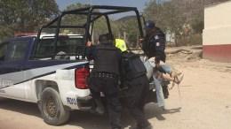 Podrían sufrir represalias delincuentes en Chapulco, advirtió el alcalde