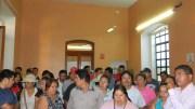 Acuerdan ayuntamiento y Antorcha Campesina, revisar pliego de peticiones de la organización priista